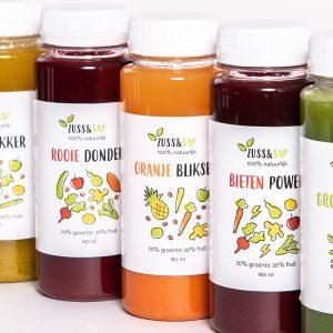 detoxkuur groentesappen