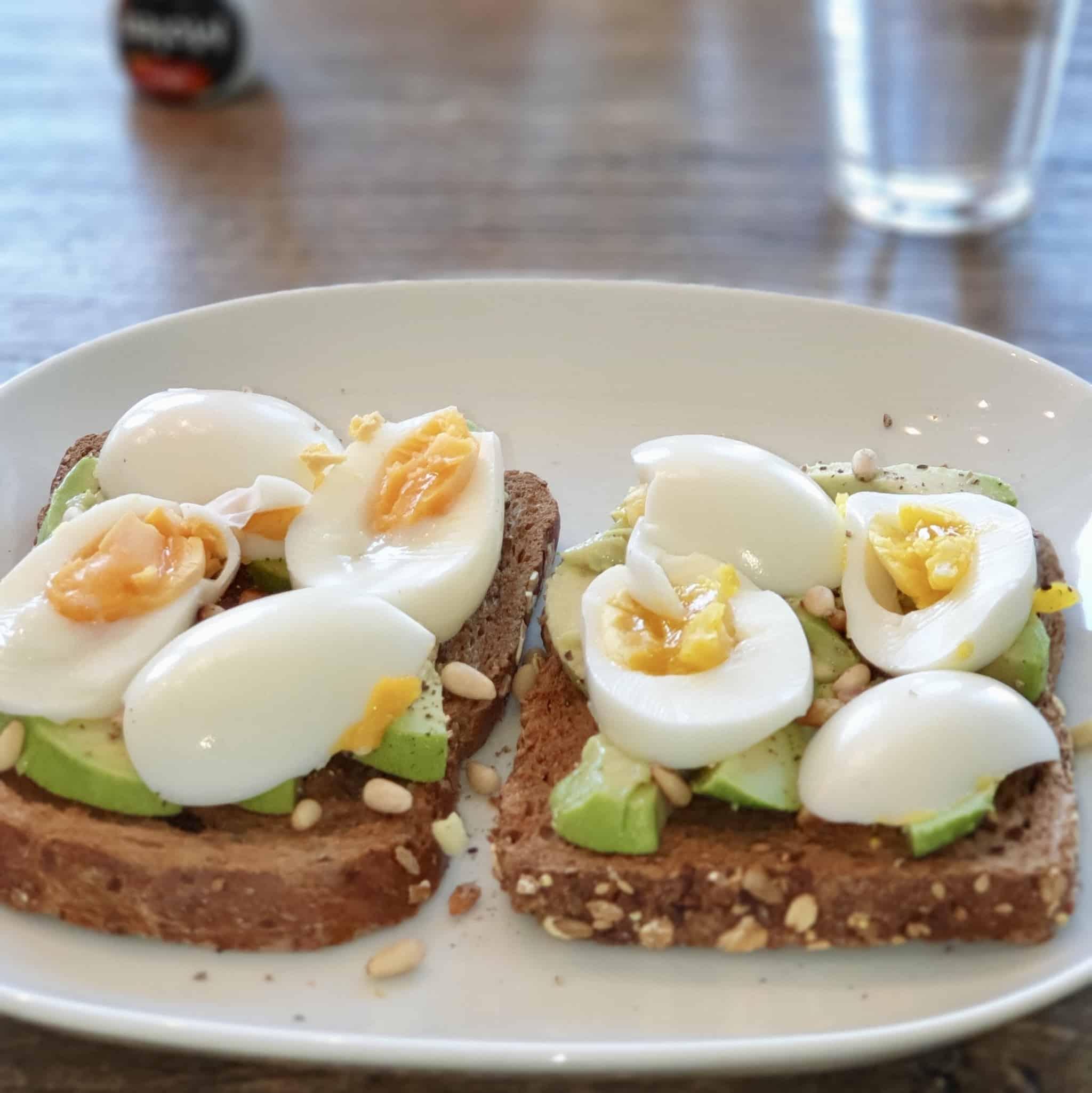 6x healthy breakfast inspiratie van Zuss & Sap