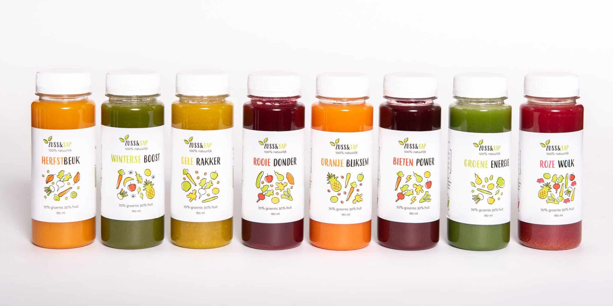 De voordelen van het drinken van groentesap