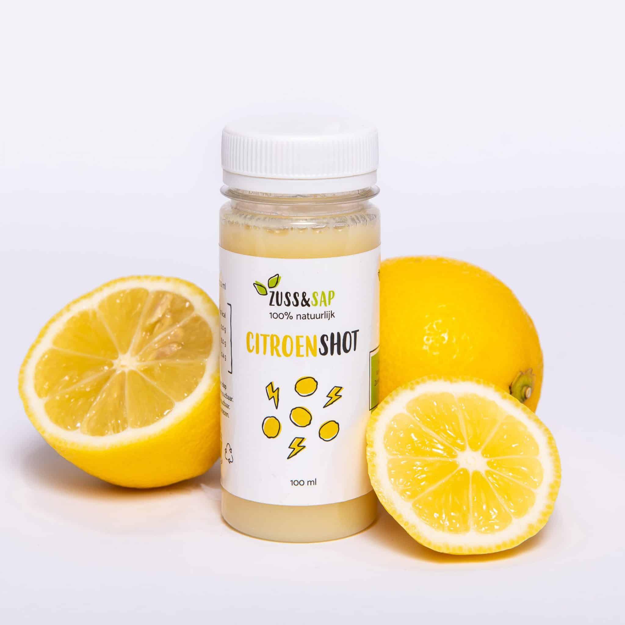 12 redenen om te starten met citroensap