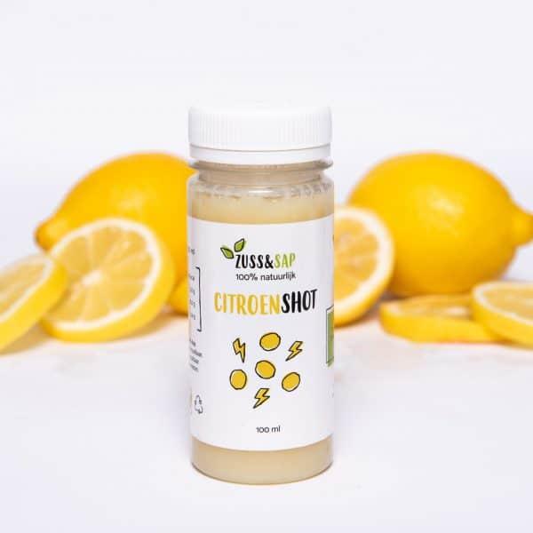 Citroensap citroenshot